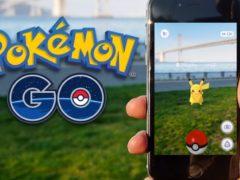 Игра Pokemon Go для Андроид & iOS
