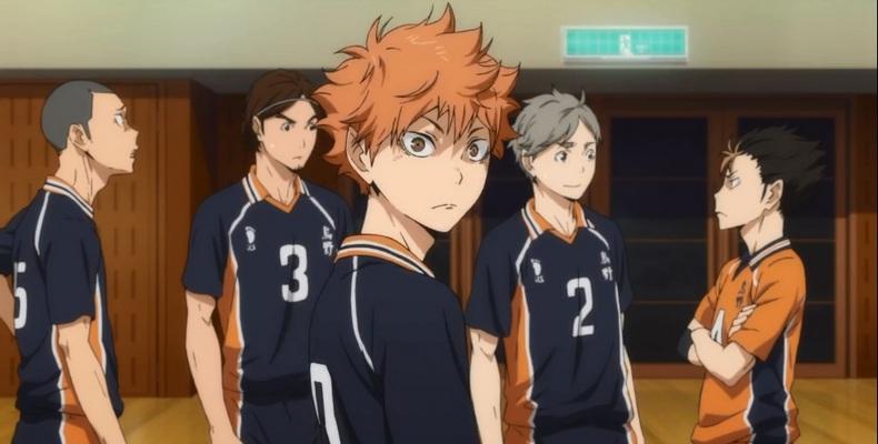 Волейбол 4 сезон