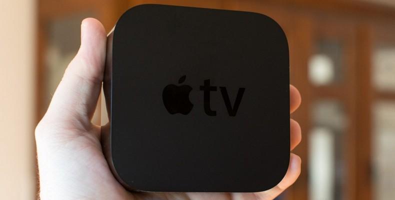 Apple tv 5 поколения