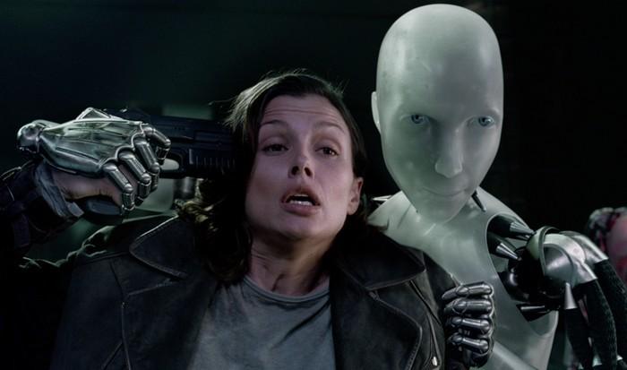 Я робот 2