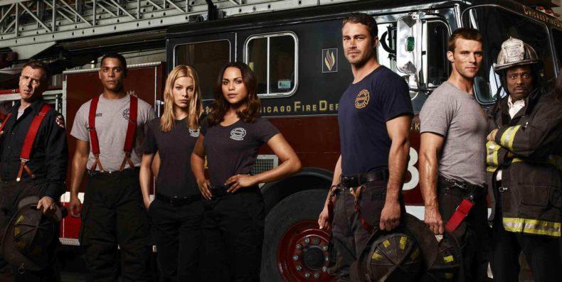 Пожарные Чикаго 7 сезон