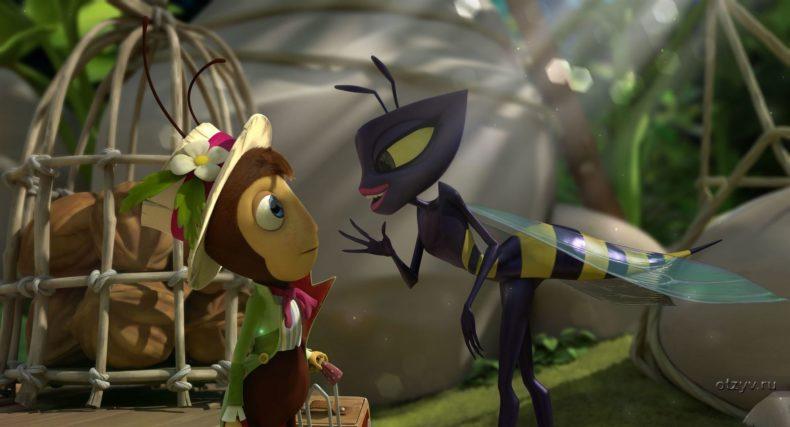 Тайная жизнь насекомых