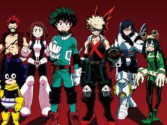 Моя геройская академия