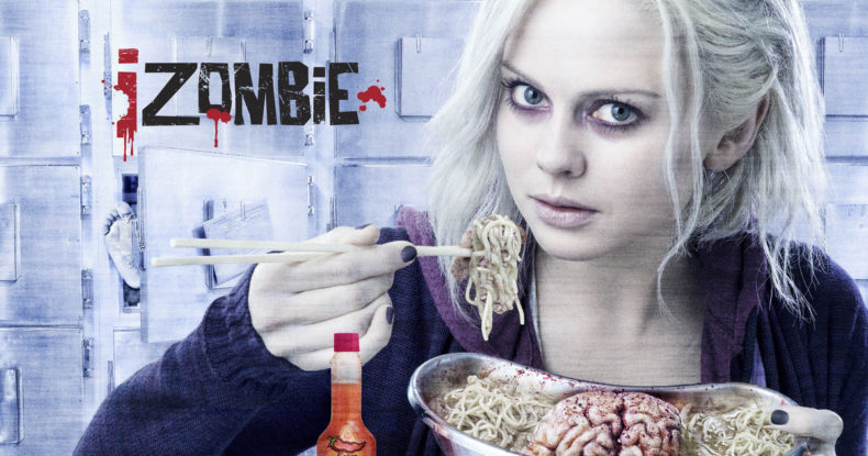 Я - зомби 5 сезон
