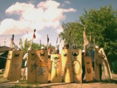 Бегство рогатых викингов