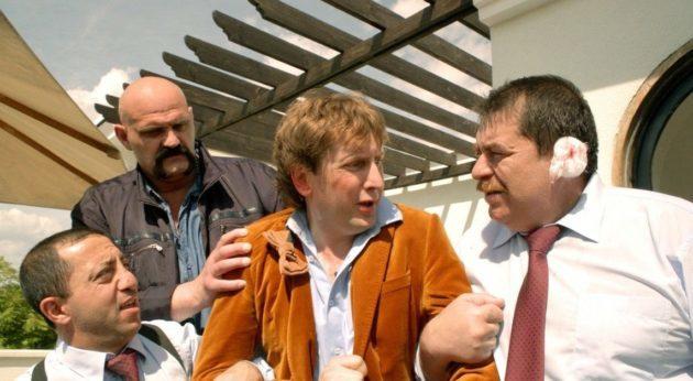 Парень из Голливуда, или Необыкновенные приключения Вени Везунчика