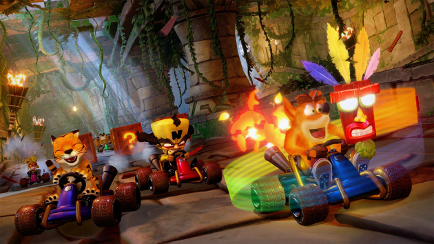 Игра Crash Team Racing Nitro-Fueled