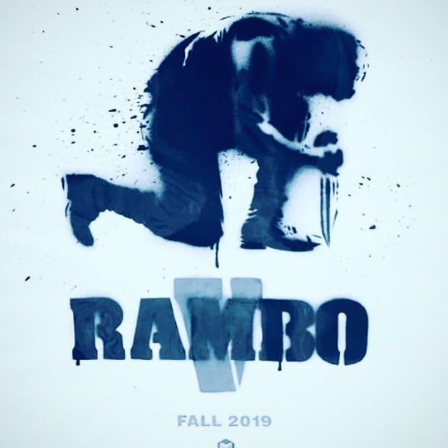 Рэмбо Последняя кровь
