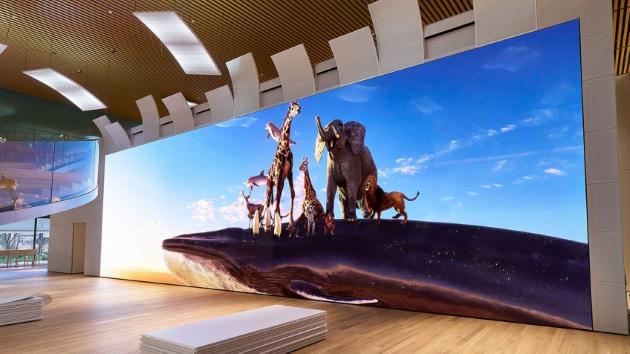 Новый экран от Sony