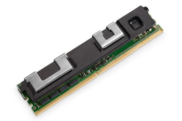Модуль памяти от Optane DC