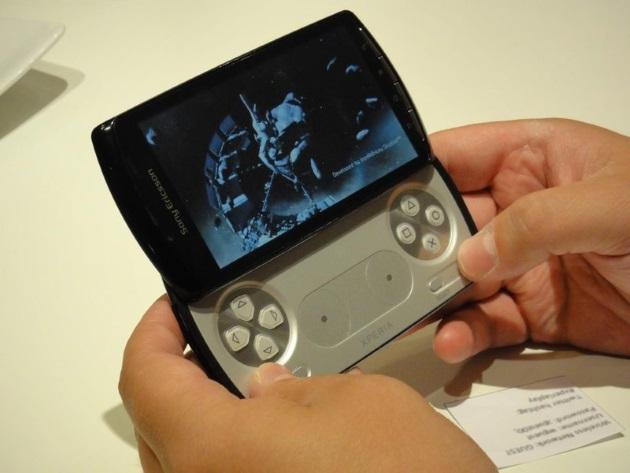 Игровой телефон Sony