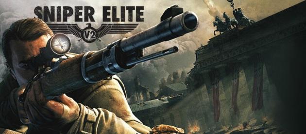 Постер игры Sniper Elite V2