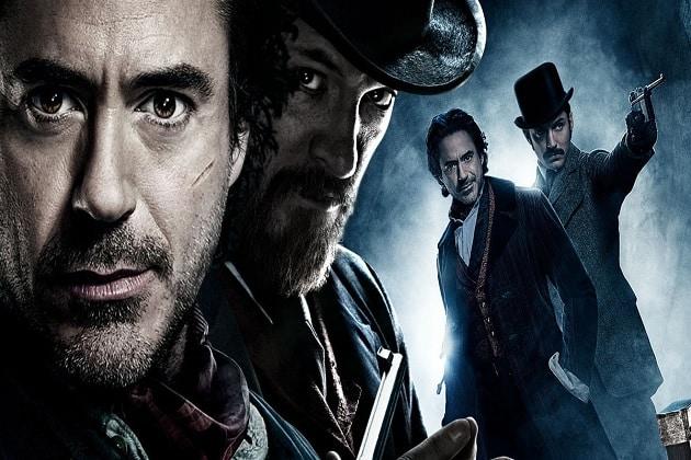 Релиз Шерлок Холмс 3