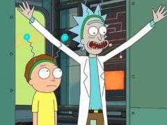 В ноябре начнется четвертый сезон «Рика и Морти»