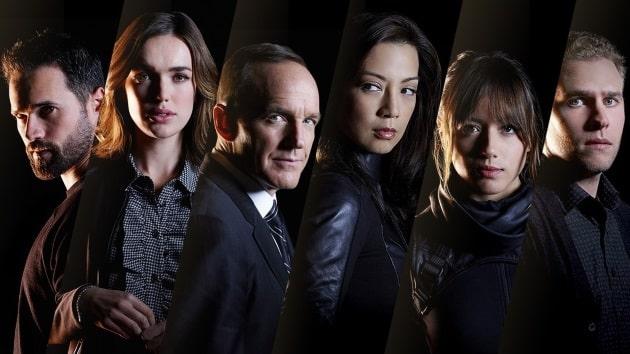 Главные герои сериала