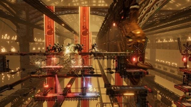 Скриншот игры Oddworld: Soulstorm