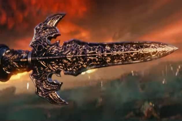 Оружие в игре «Elden Ring»