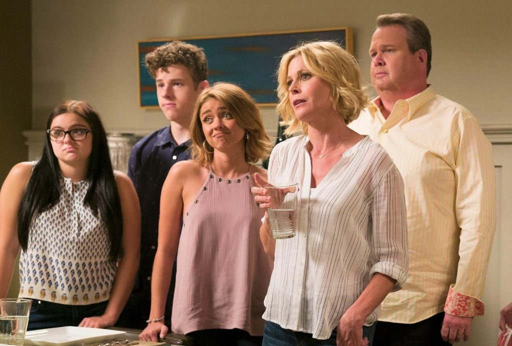 Американская семья сериал