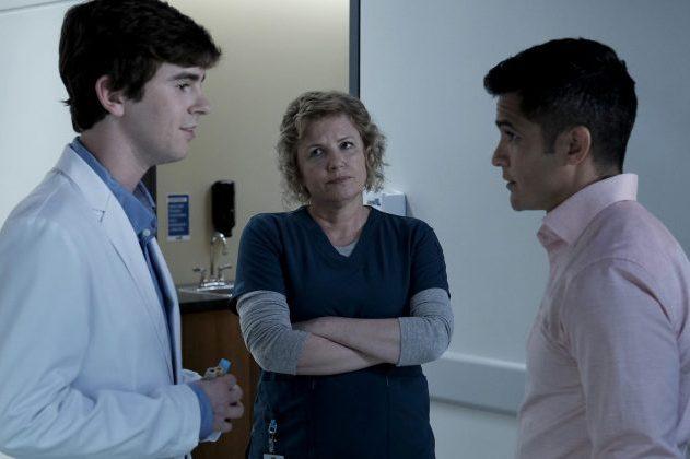 Хороший доктор сериал