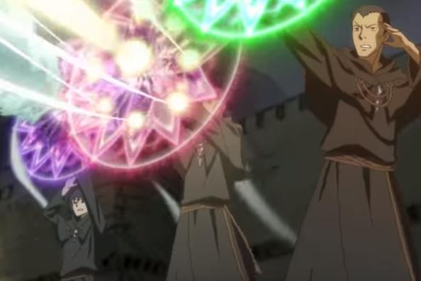 Волшебник-воин Орфен