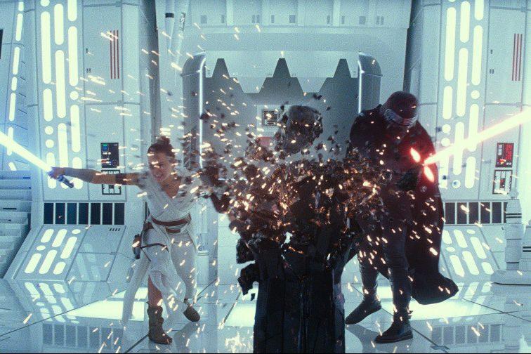 Звездные Войны Скайвокер. Восход